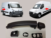 1X DOOR HANDLE FOR VAUXHALL MOVANO MK2 2010 ONWARD RENAULT MASTER MK3 ALL DOORS